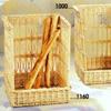 Les présentoirs à pain debout
